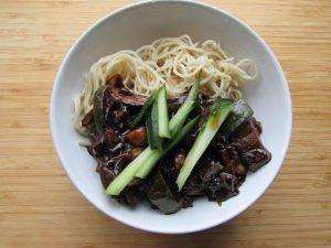 vegan-jajangmyeon-recipe